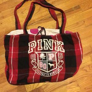 Victoria Secret Pink tote